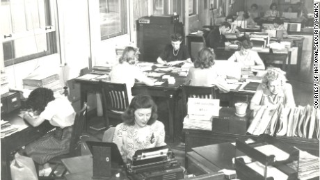 Female code breakers: The hidden figures of the greatest generation