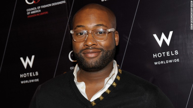 Image result for 'Project Runway's' Mychael Knight dies at 39