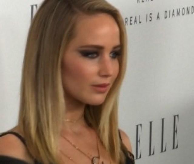 Jennifer Lawrence Shares Sex Harassment Story
