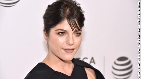 Actress Selma Blair