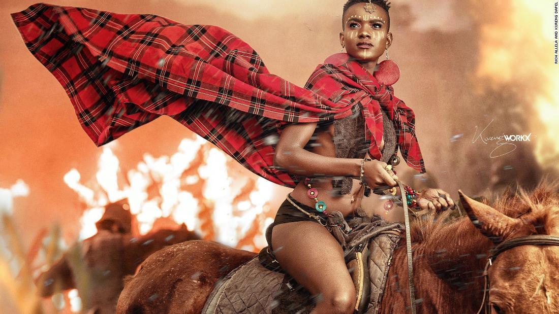 Mnyazi Wa Menza Kenyan Female Icon Who Beat British