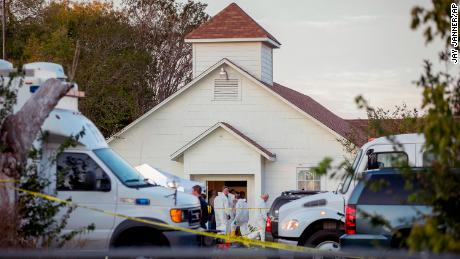 Image result for At least 26 people killed in shooting at Texas church