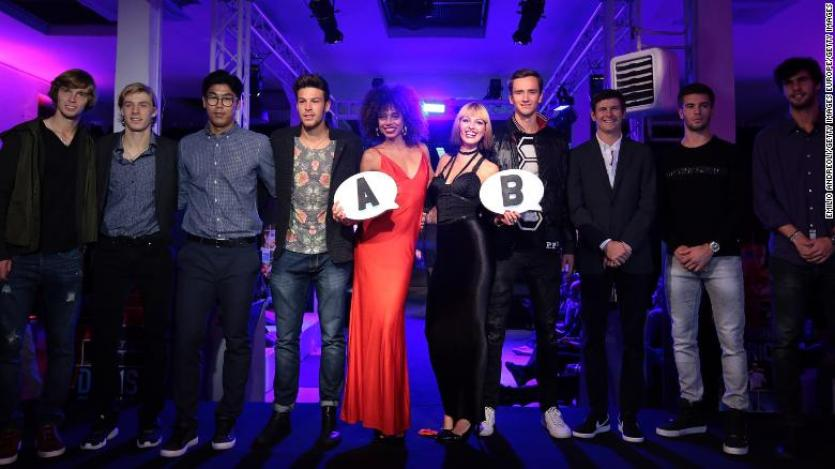 Image result for 'Sexist' Next Gen Finals draw ceremony takes tennis 'back to zero'