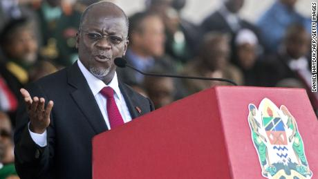 The government of Tanzanian President John Magufuli has tried to distance itself from the position of regional officials.