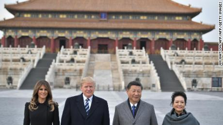 Xi's up, Trump is down, but it may not matter