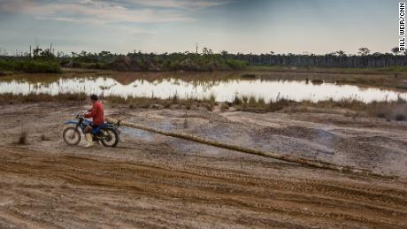 The modern gold rush that's destroying the Amazon