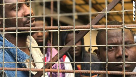 A UN agency says 15,000 more migrants will go home from Libyan detention centers before 2017 ends.