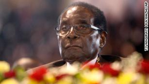 Mugabe supporters mull his fate: 'It's as if their father has died'