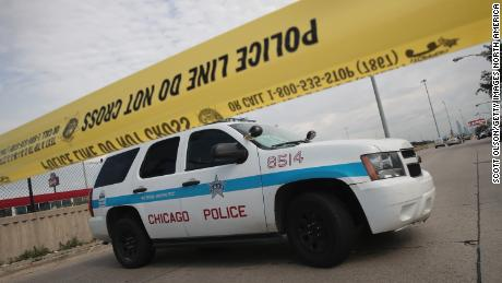 Chicago police tout 14% homicide drop, and concede there's more to do