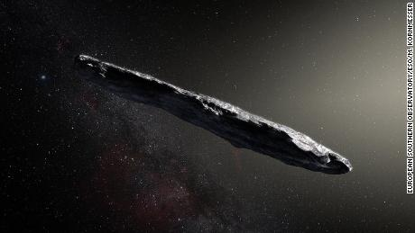 Interstellar object may have been alien probe, Harvard paper argues, but experts are skeptical
