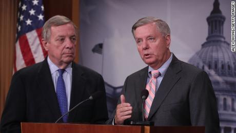 Graham, Durbin introduce bipartisan immigration bill despite setbacks