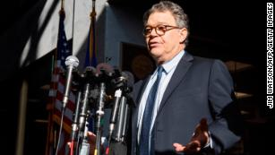Analysis | Franken wants you to know he's very sorry. Even if it's not clear what he's sorry for.