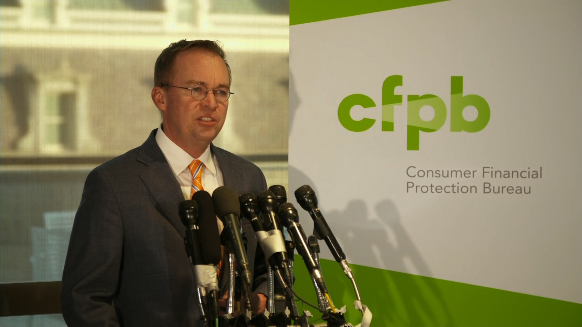 Mulvaney  Elections have consequences at CFPB   CNN Video