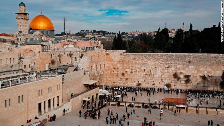 Image result for Trump's Jerusalem decision promises upheaval