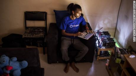 Inside the world of a Kenyan cryptocurrency miner