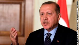 Turkey shells Kurds in Syria as full military offensive looms
