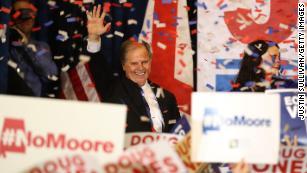 Who is Doug Jones, the Democrat who just won in Alabama?