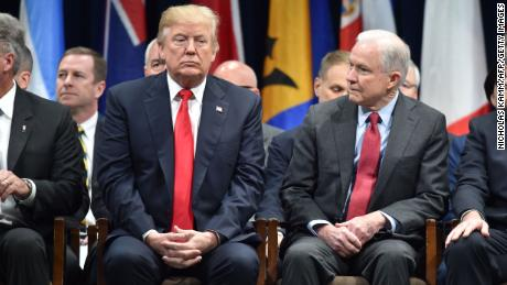 NYT: Mueller probing Trump's request that Sessions rescind his recusal from Russia investigation