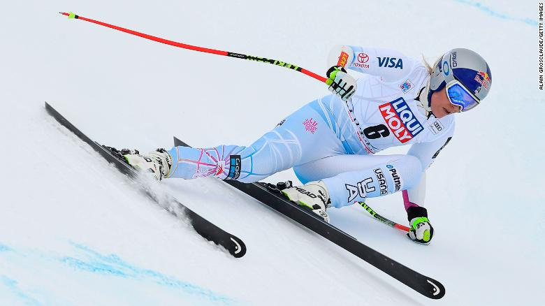 Vonn has won 78 World Cup races, eight short of Ingemar Stenmark's all-time record.