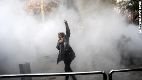 There's something different about these Iran protests