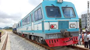 The Abuja Light Rail network is '98% complete.'