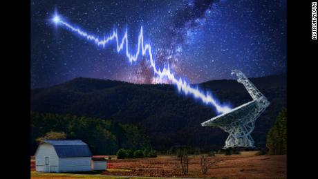 A second mysterious repeating fast radio burst has been detected in space