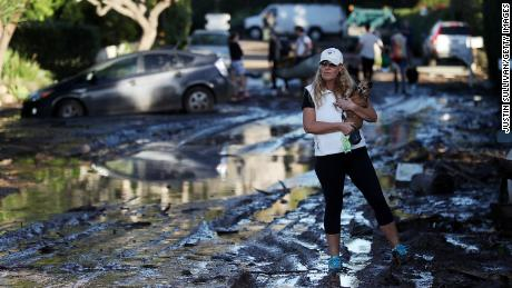 How to help the victims of the California mudslides