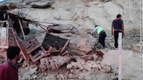 Deadly earthquake shakes southern Peru