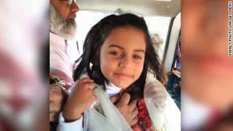 Pakistani man sentenced for rape, murder of Zainab Ansari