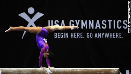 USA Gymnastics' board steps down in wake of Nassar abuse scandal
