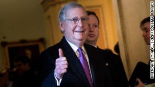McConnell officially tees up immigration debate next week