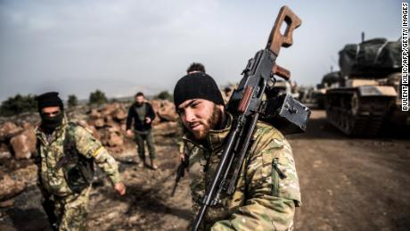 The latest Syria offensives are providing a window of opportunity for ISIS