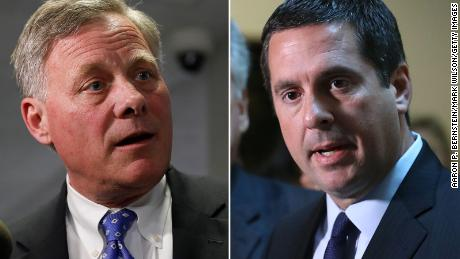 Senate Intel Chair Burr steers clear of House counterpart Nunes in Russia probe