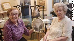 The lie that saved Holocaust survivor's life
