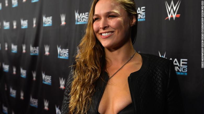 Image result for Ronda Rousey'