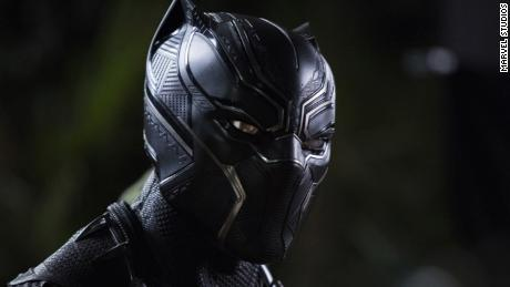 The Black Panther.