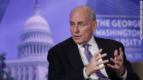 John Kelly stands by handling of Porter scandal: 'All done right'