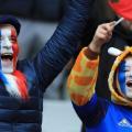 france fans scotland
