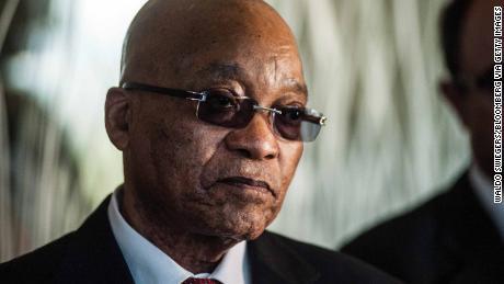 Jacob Zuma, South Africa's 'Teflon President,' is finally out
