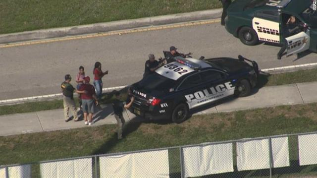 Police: Shots fired at Florida high school