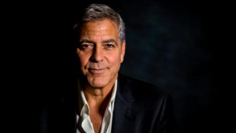 George Clooney is still playing