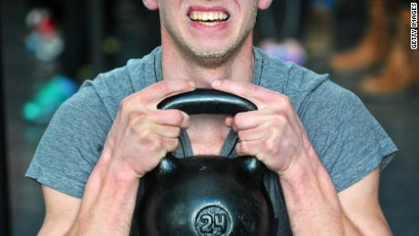 Every Thursday, CrossFit athletes are given a set workout which is released online. They then, have four days to complete it and to submit their scores.