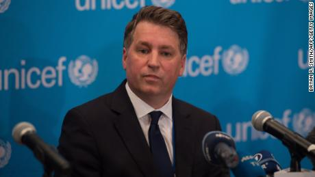 UNICEF deputy director resigns after accusations of inappropriate behavior