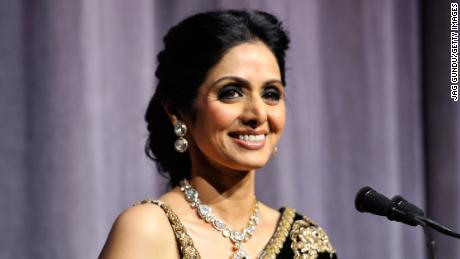 India mourns beloved Bollywood actress Sridevi