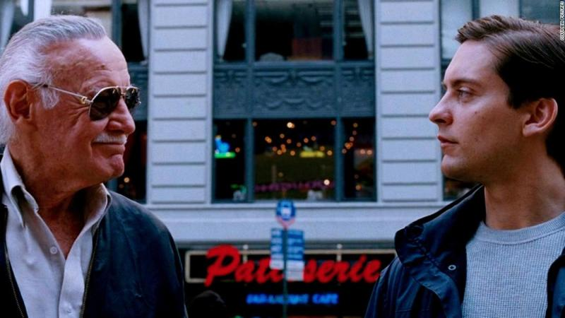 """Lee appears in the 2007 film """"Spider-Man 3."""" He has made cameos in nearly every Marvel movie, often providing comic relief. His roles over the years have included hot-dog vendor, postal worker, security guard and astronaut."""