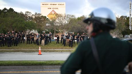 Florida school shooter could have fired many more bullets