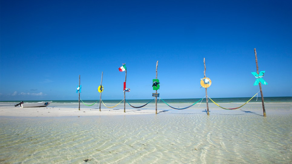 Isla Holbox: Relax at Mexico's best barefoot beach | CNN Travel