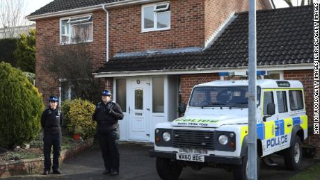 Suspects in Novichok case flew out of UK in wake of attack, source says