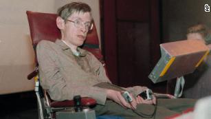 Hawking's thesis crashed Cambridge University's website