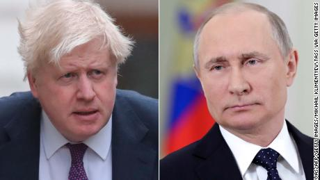 UK's Johnson says it's 'overwhelmingly likely' Putin ordered nerve agent attack